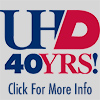 UHD 40 Years! Click for more info